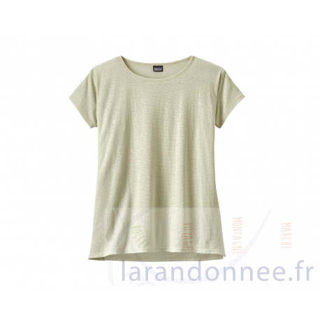 Patagonia Women's Trail Harbor Tee .