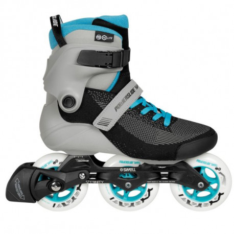 Powerslide Swell Lite Blue Grey 100mm.