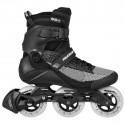 Powerslide Swell Lite Black 100mm.