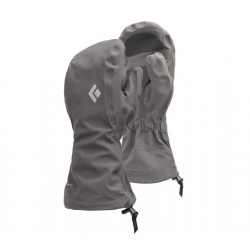 Black Diamond Waterproof Overmitts.