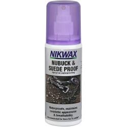 NIKWAX Nubuck and Suede Proof.