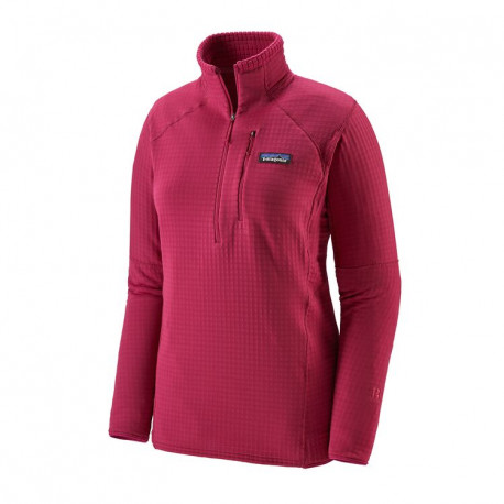 Patagonia W's R1 Pullover.