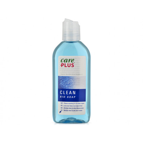 Care Plus Clean Bio Soap.