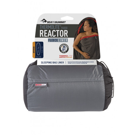 Sea To Summit Thermolite Reactor Fleece Liner.
