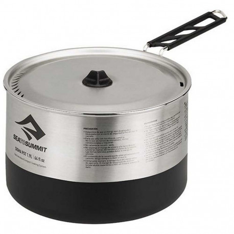 Sea To Summit Sigma Pot Inox 1.9L.