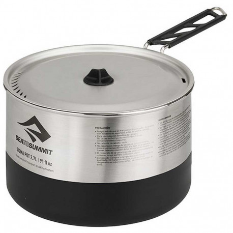 Sea To Summit Sigma Pot Inox 2.7L.