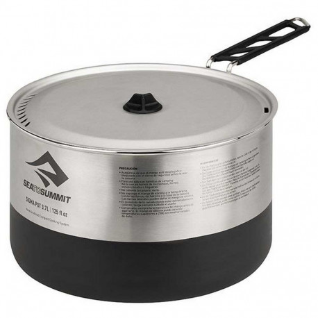 Sea To Summit Sigma Pot Inox 3.7L.