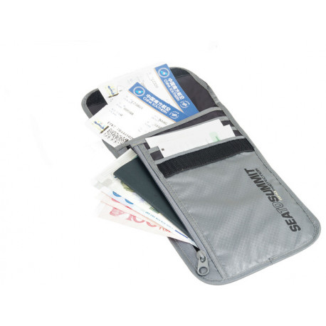 Sea To Summit Tour De Cou RFID Neck Wallet.