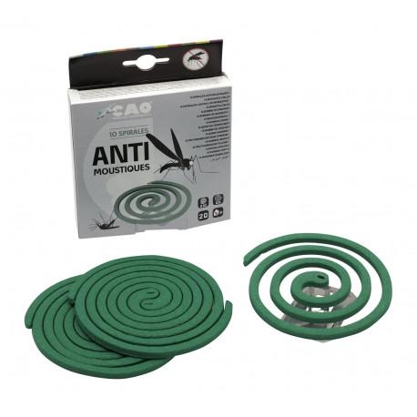 CAO. Spirale Anti Moustique.