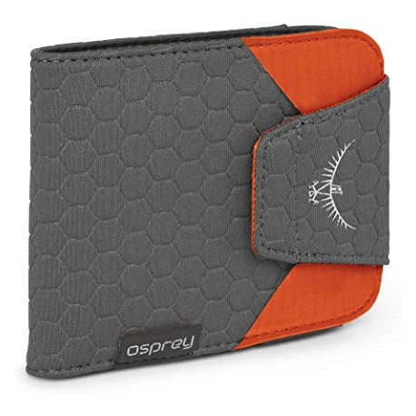 Osprey Quicklock RFID Wallet Poppy.