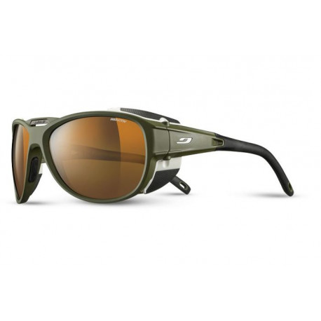 Julbo Explorer 2.0 Kaki Reactiv High Mountain 2-4.