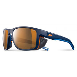 Julbo Shield Bleu Foncé/Orange Reactiv High Mountain 2-4.