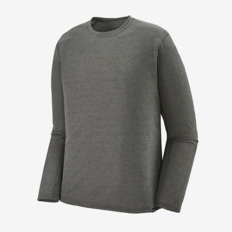 Patagonia M's Long-Sleeved Capilene Cool Trail Shirt.