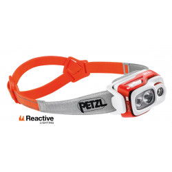 Petzl Swift RL Reactive Lighting 900 Lumens.