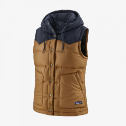 Patagonia W's Bivy Hooded Vest.