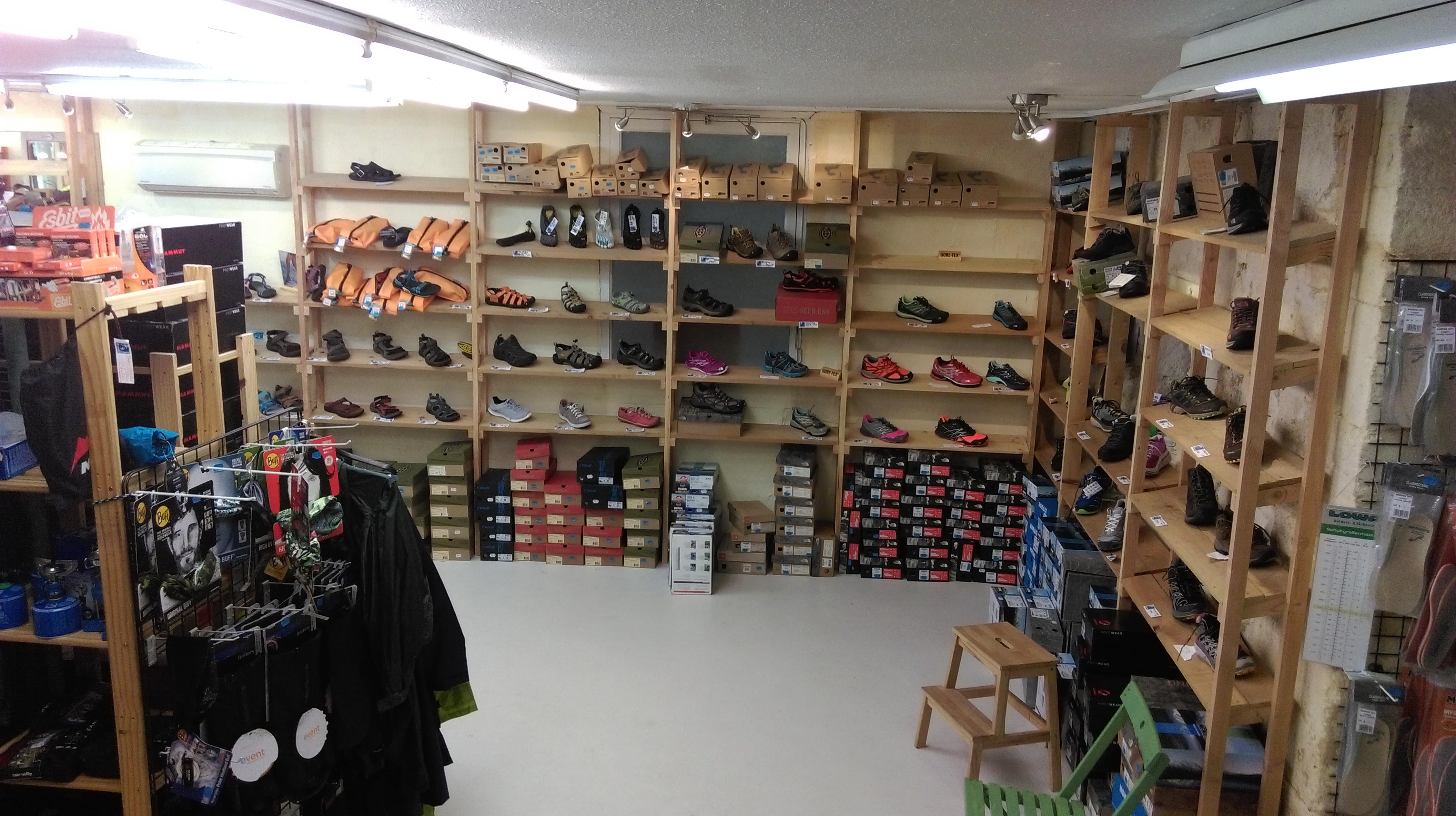 accessoires et chaussure à la Randonnée Montpellier